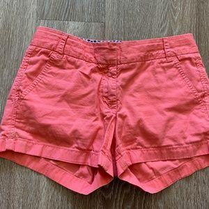 J. Crew Factory Chino Shorts 0